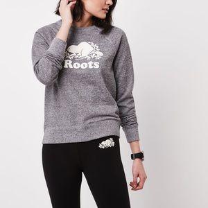 Roots salt & pepper original sweatshirt